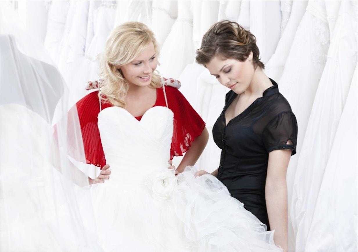 где можно купить свадебное платье
