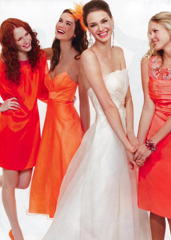 Правила для подружек невесты