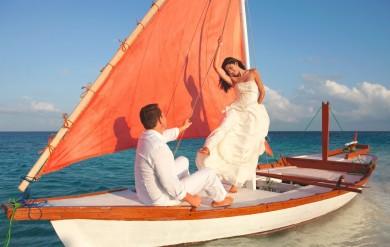 Свадебное путешествие на острова: Мальдивы, Филиппины, Занзибар