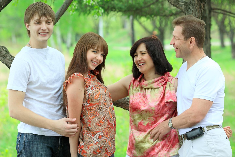 знакомство мамы с невестой сына