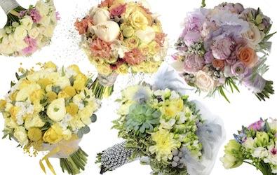 BRIDE лето 2014 Цветы