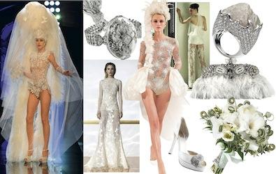 BRIDE лето 2014 Тренды