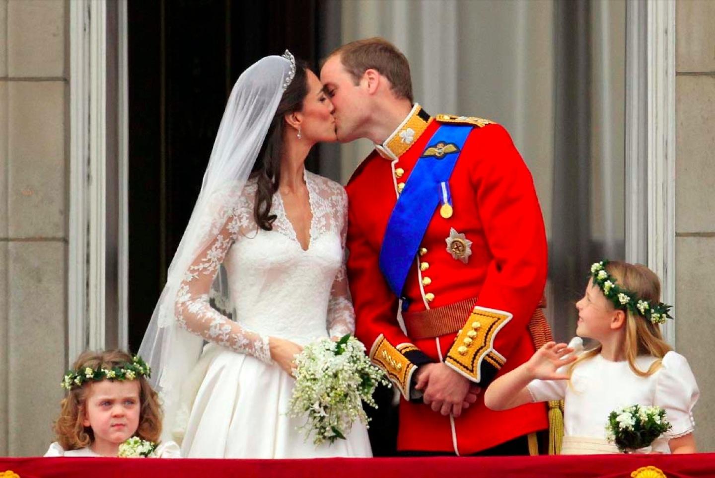 Английская свадьба. Кейт и Уильям