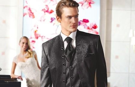 Костюм жениха на свадьбу