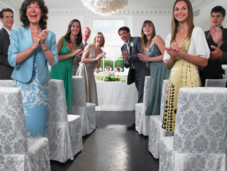 Правила свадьбы. Часть 4