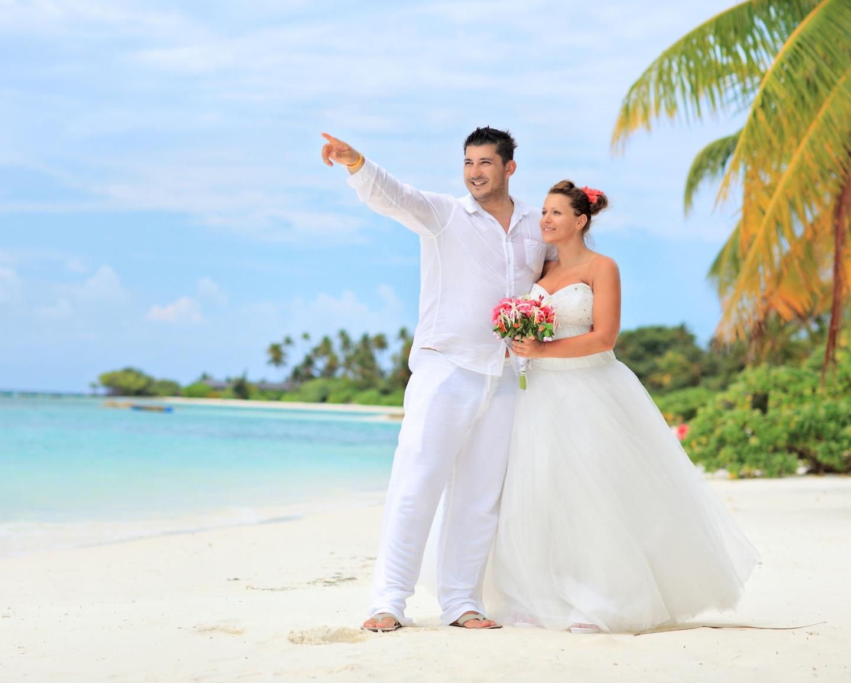 Свадьба Свадьба на Мальдивах