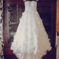 Платье для свадьбы зимой