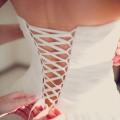 Плате невесты для зимней свадьбы