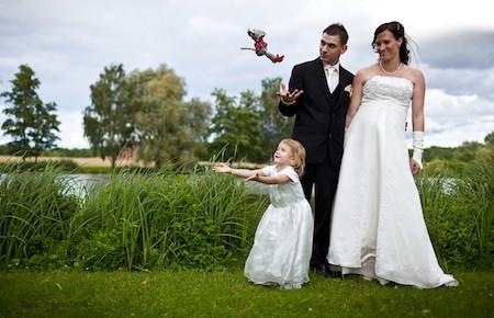 Беременная невеста