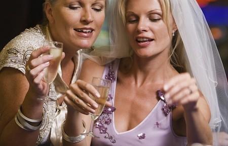 Повторная свадьба