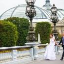 Свадьба в Париже. Фото