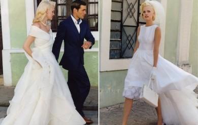 Второе свадебное платье