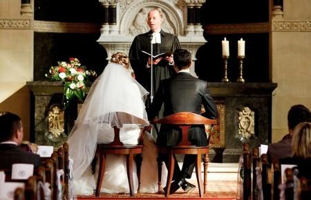 Свадьба в Германии. Фото