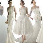 Стили свадеб и свадебных платьев