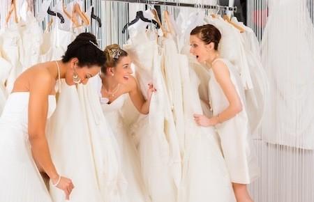 Свадебные платья и мода