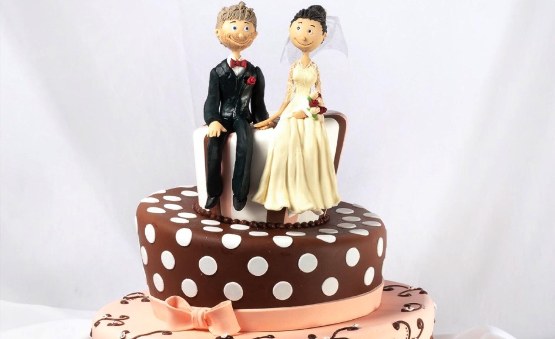 Самые свадебные торты
