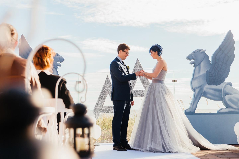 Свадьба на спор
