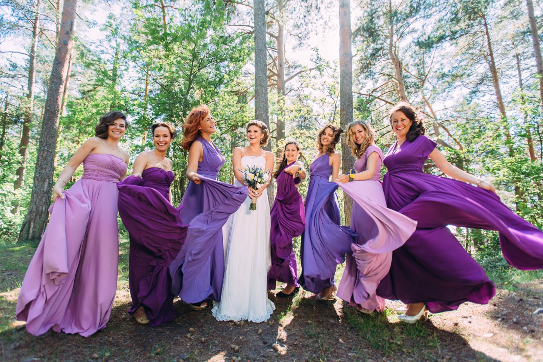Женский взгляд на свадебное фото