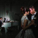 Красивый танец на свадьбе