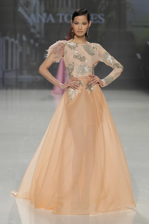 Свадебное платье Ana Torres 2018