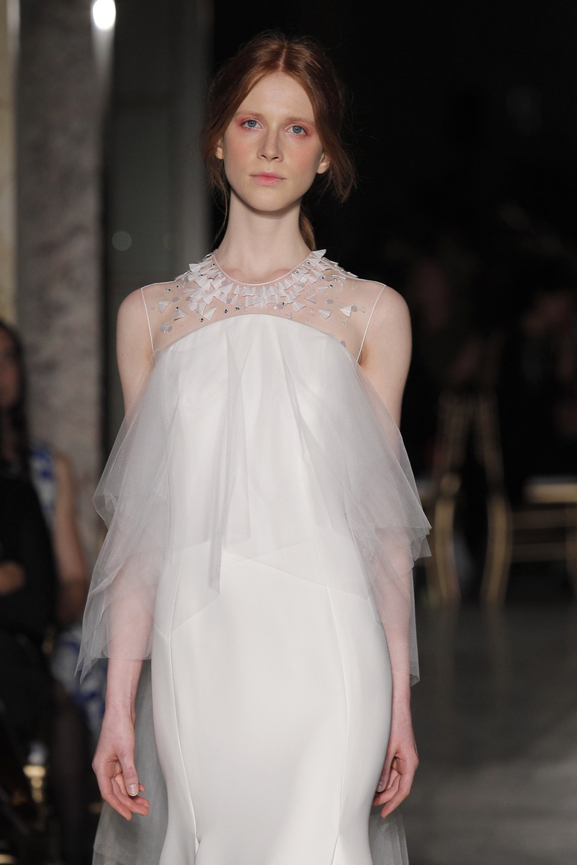 Свадебное платье Angel Sanchez 2018