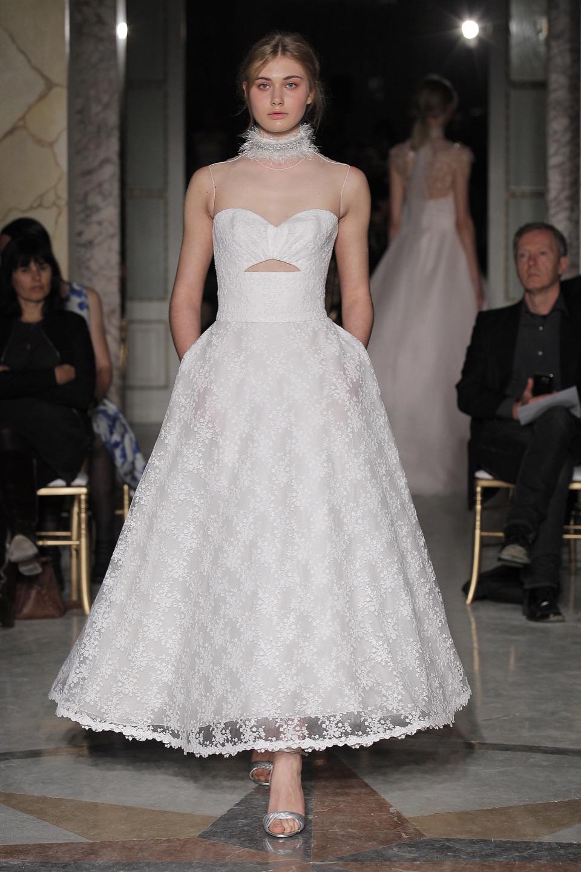 Свадебное платье SAngel Sanchez 2018