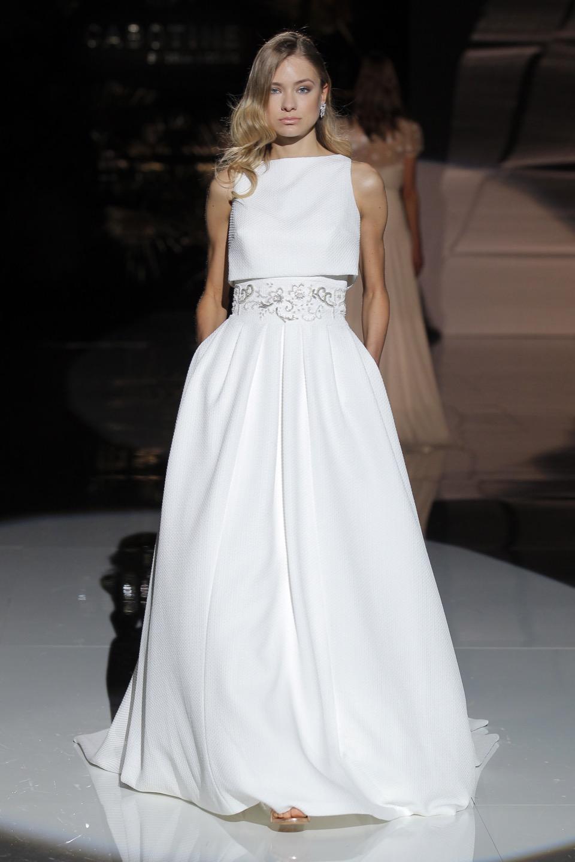 Свадебное платье Cabotine 2018