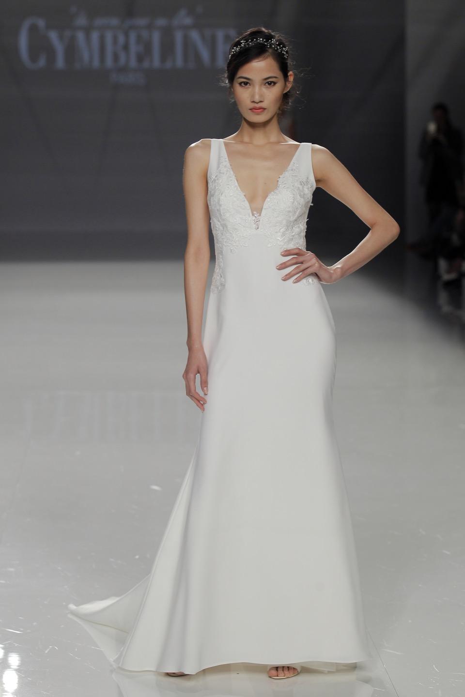 Свадебное платье Cymbeline 2018