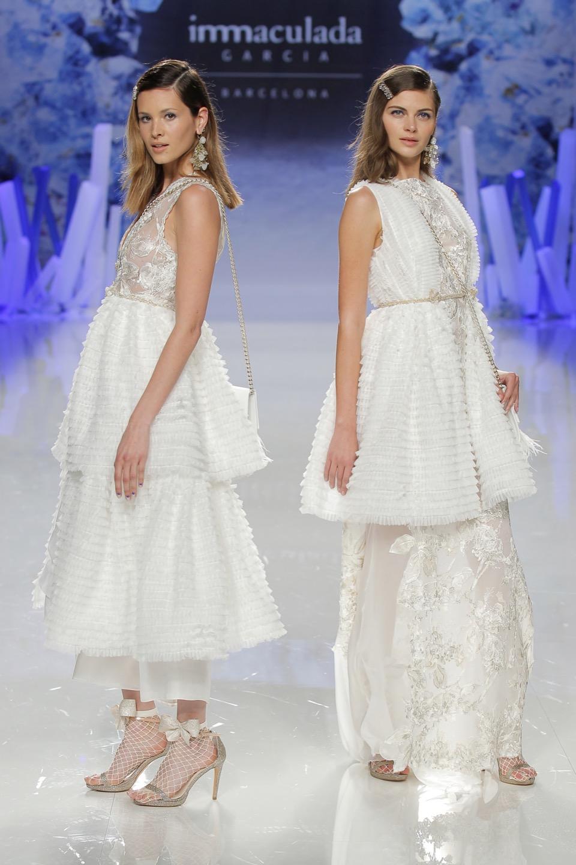 Свадебные платья Inmaculada Garcia 2018