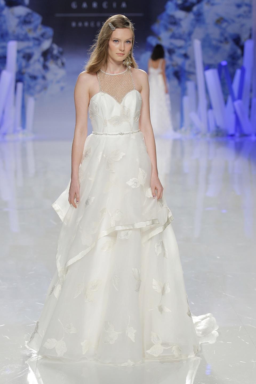 Свадебное платье Inmaculada Garcia 2018