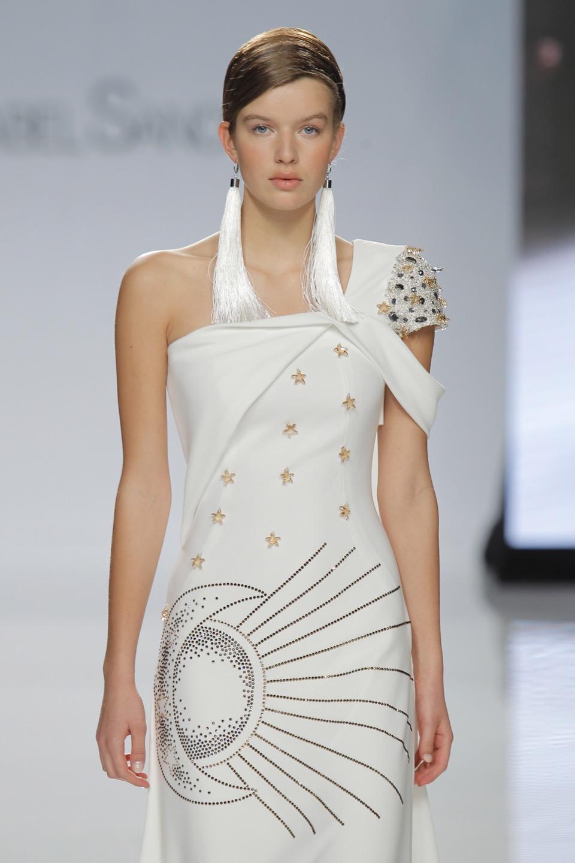 Свадебное платье Isabel Sanchis 2018