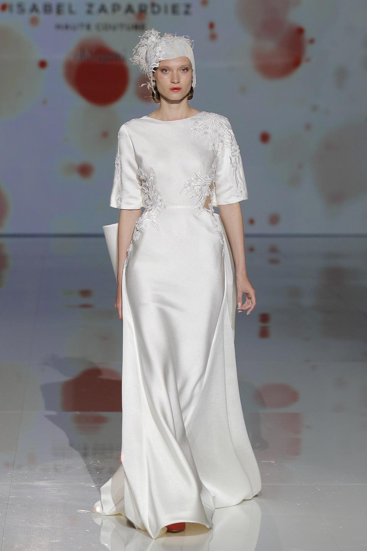 Свадебное платье Isabel Zapardiez 2018