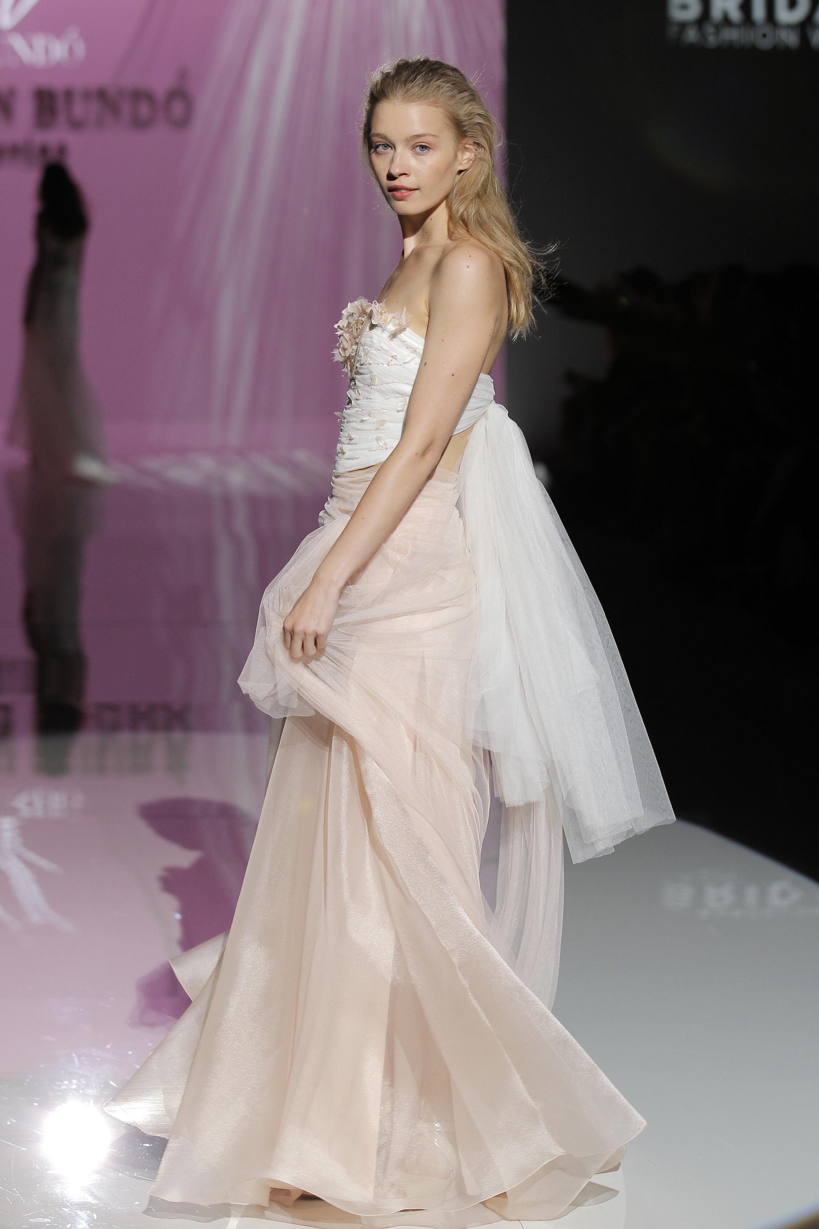 Свадебное платье Raimon Bundó 2018