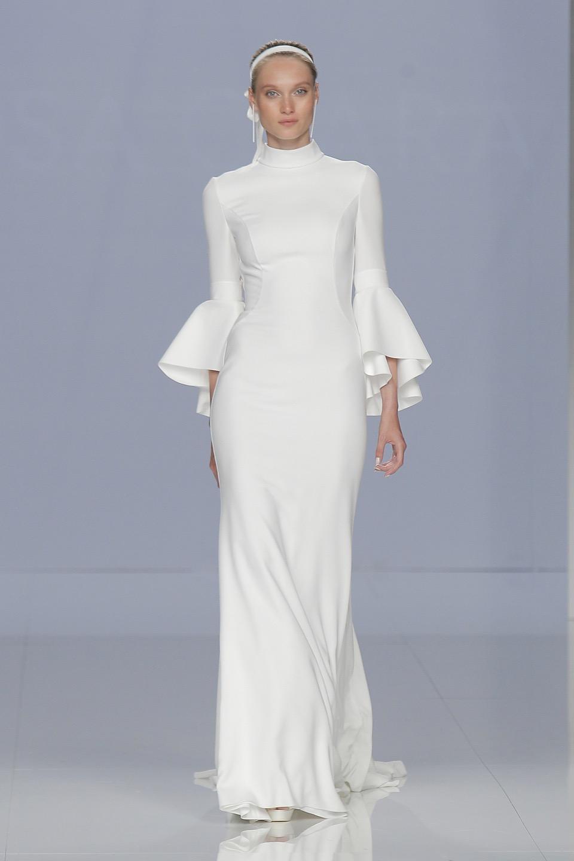 Свадебное платье Rosa Clara 2018