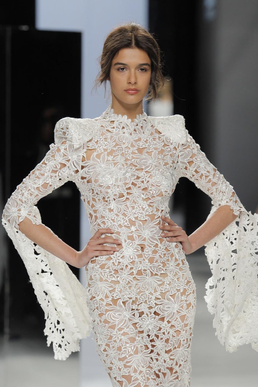Свадебное платье Carla Ruiz 2018