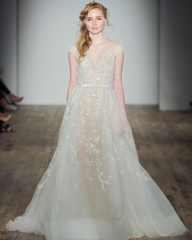 Свадебное платье Hayley Paige 2018