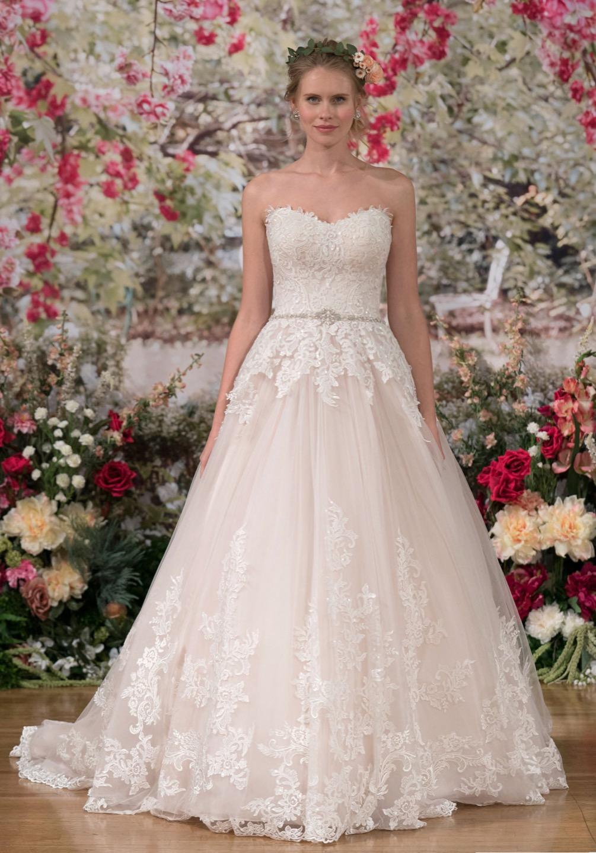 Свадебное платье Maggie Sottero 2018