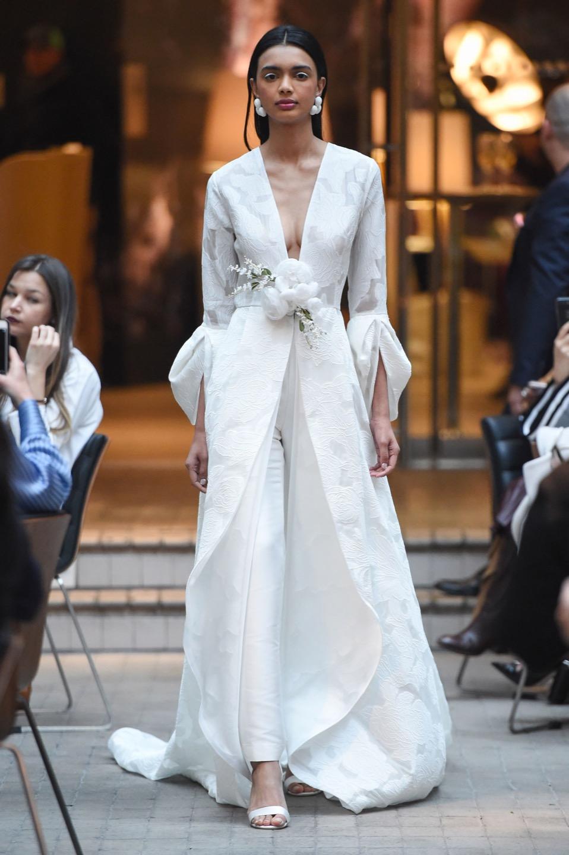 Свадебное платье Sachin and Babi 2018