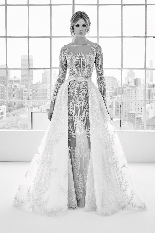 Свадебное платье Zuhair Murad 2018