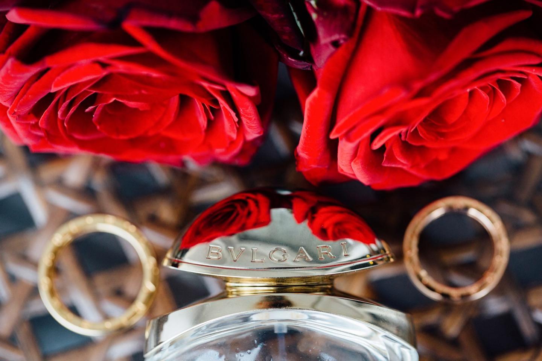 Свадьба в стиле Bvlgari