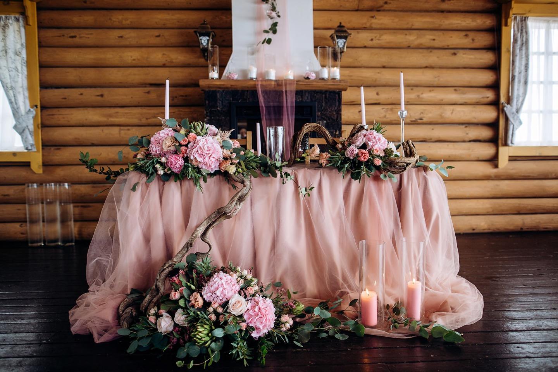 Свадебная флористика 2018-2019