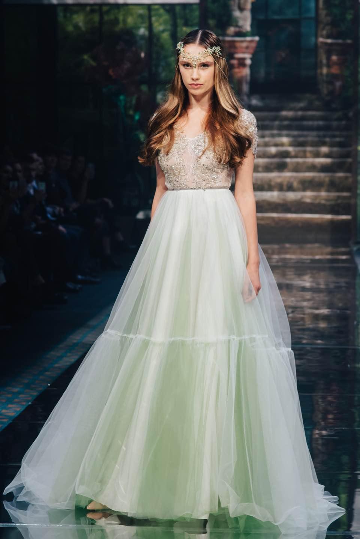 Свадебное платье Amros Atelier 2018