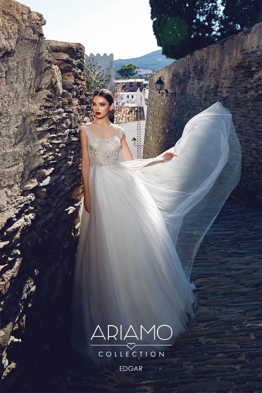 Свадебное платье 2018 Ariamo