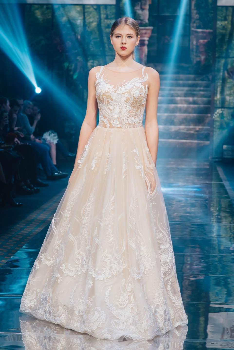 Свадебное платье Gerda Bridal 2018