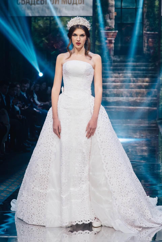 Свадебное платье La Duchesse 2018