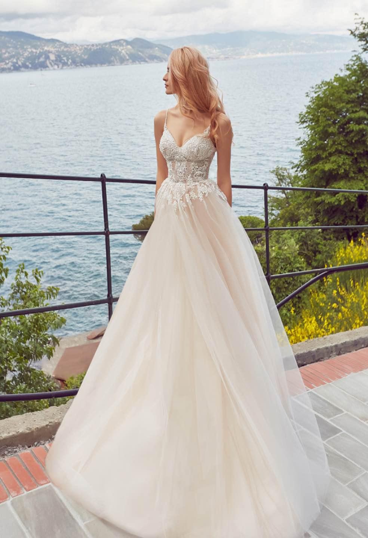 Свадебное платье Oksana Mucha 2018