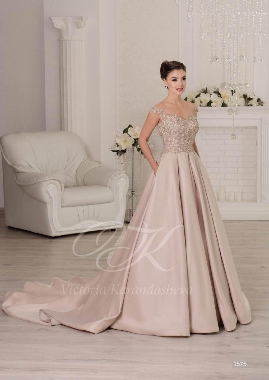 Свадебное платье 2018 Victoria Karandasheva
