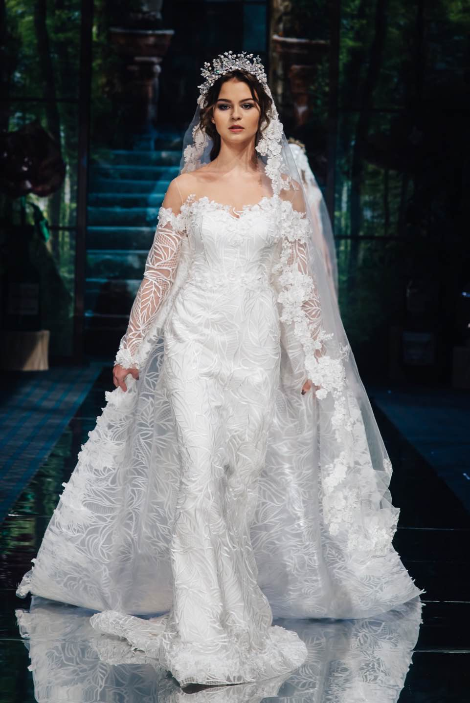 Свадебное платье Yulduz Wedding 2018