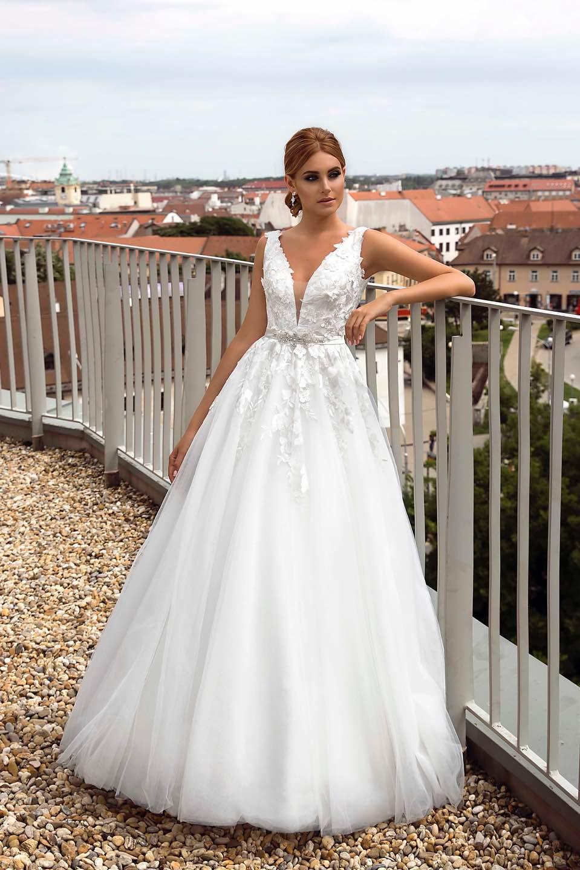 Свадебное платье Domenico Rossi 2019