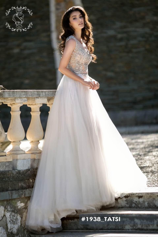 Свадебное платье 2019 Gabbiano